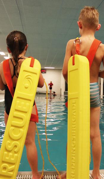 Jonge Lifeguard